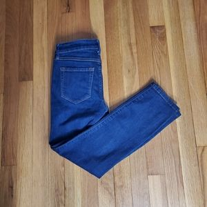 Guess Jean's size 25 crop mid skinny